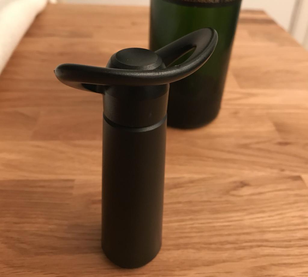 Original Vacu Vin Vakuum Weinpumpe