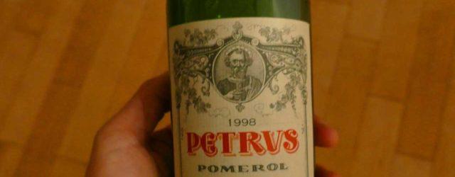 Chateau Petrus 1982